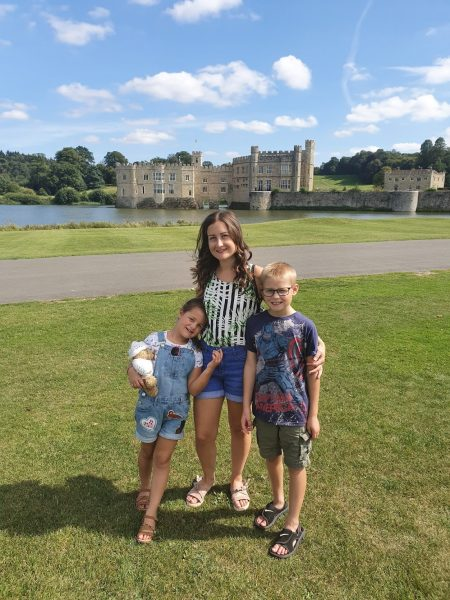 Leeds Castle Day Out